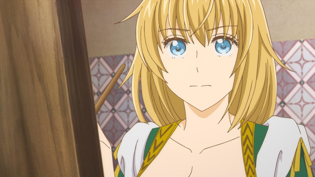 【アニメ】アルテの11話あらすじ・ネタバレ感想   アルテに懐くツンデレカタリーナが可愛い