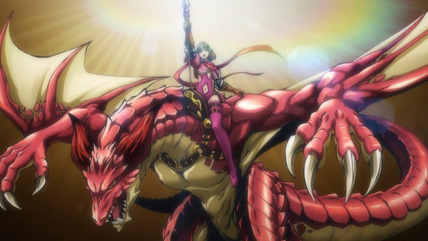 龍が紡いだ勝利