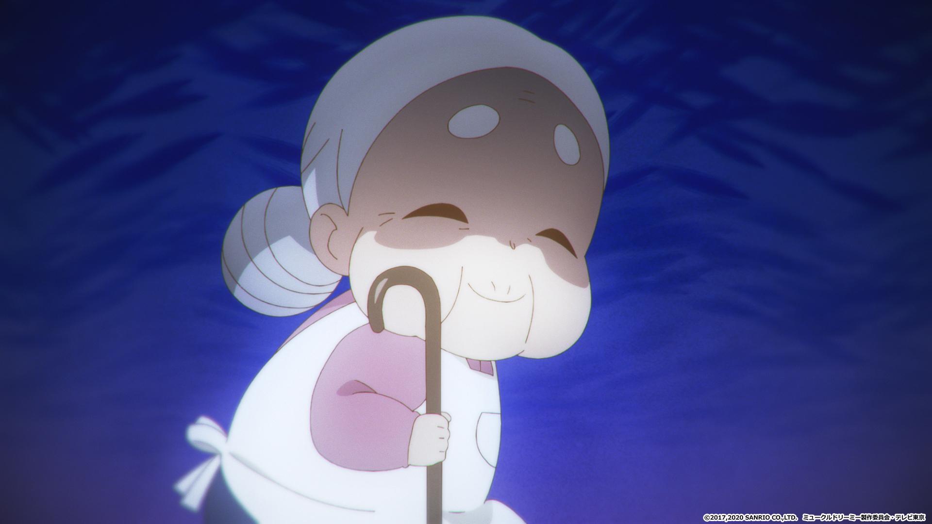 【アニメ】ミュークルドリーミーの18話あらすじ・ネタバレ感想   普通に幽霊が出てくるぶっ飛んだ展開