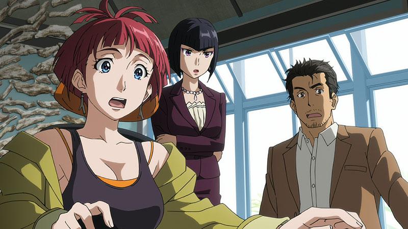『A.I.C.O. Incarnation』の第9話ネタバレ・あらすじ・感想