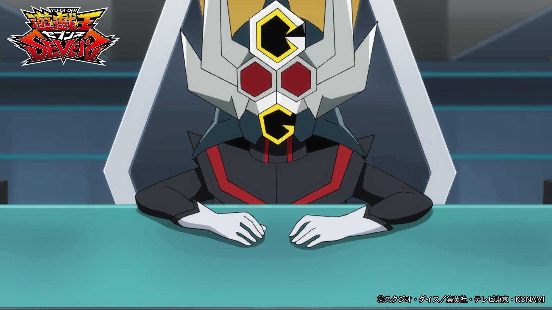 遊戯王SEVENS 33話