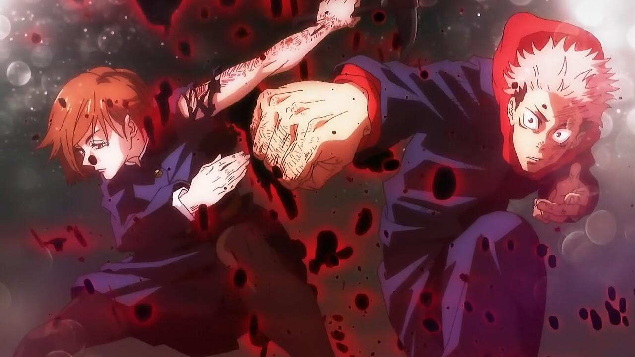 【アニメ】呪術廻戦の24話(最終回)ネタバレ感想   起首雷同編完結!虎杖と釘崎の共犯関係