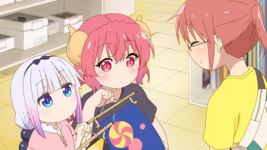 【アニメ】メイドラ2期の12話(最終回)ネタバレ感想 | お祭りでの告白に、桜の下で結婚式