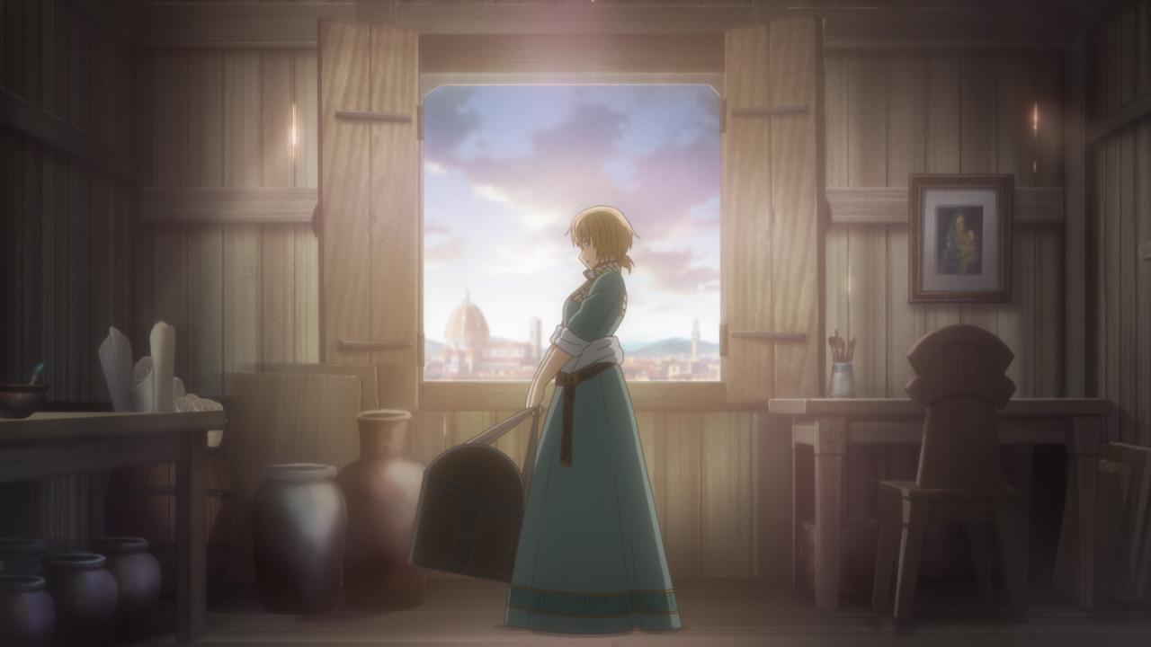 【アニメ】アルテの8話あらすじ・ネタバレ感想 | ヴェネツィア到着!手強そうな姪っ子