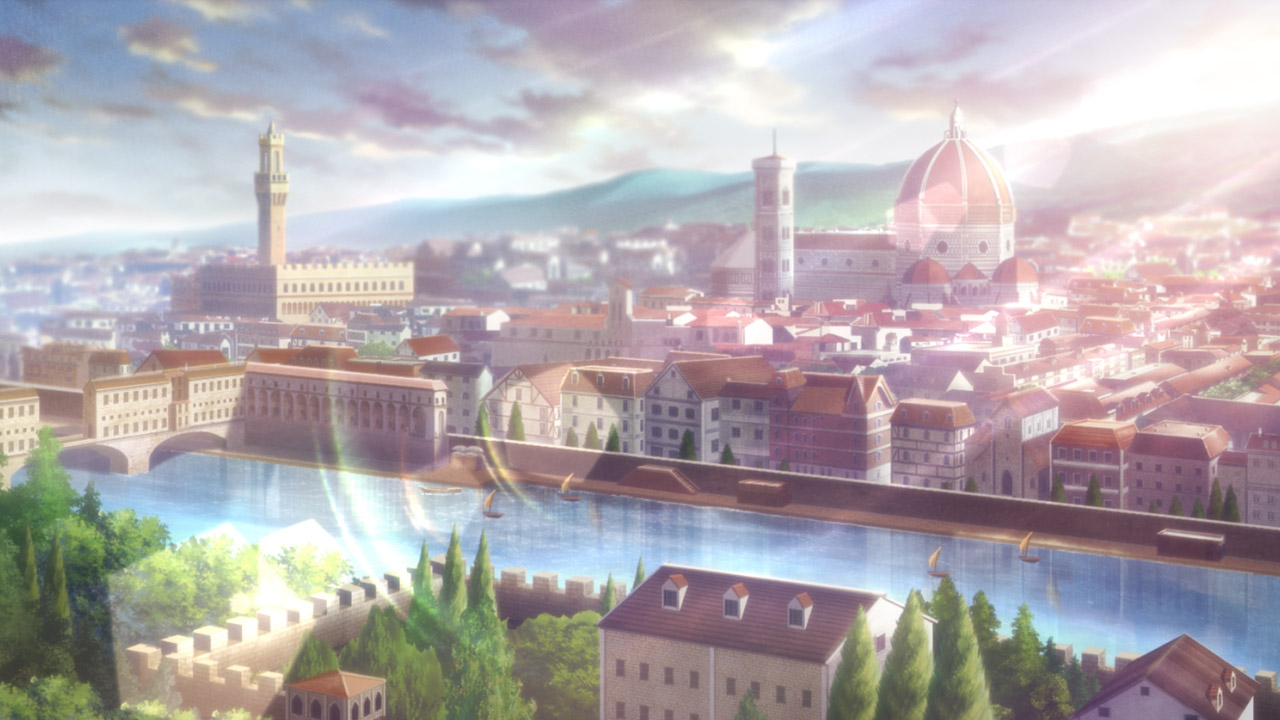 【アニメ】アルテの1話ネタバレ感想 | 貴族の身分を捨て画家を目指す少女の物語