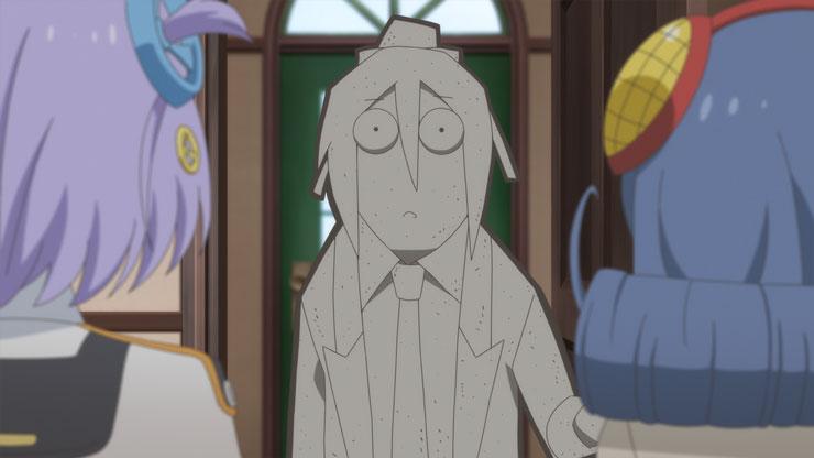 【アニメ】社長、バトルの時間です!第2話あらすじ・ネタバレ感想 |遺産とコンペティション!