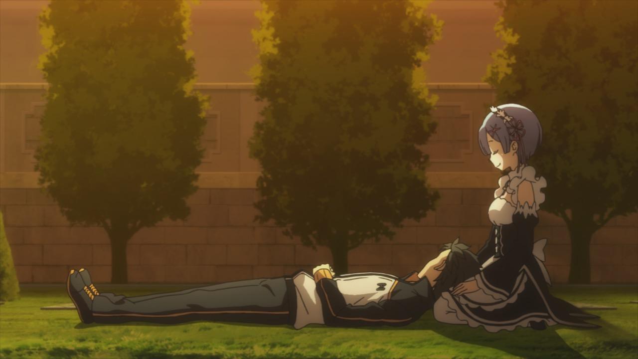 【アニメ】Re:ゼロから始める異世界生活(新編集版)の14話あらすじ・ネタバレ感想 | 絶望の運命から、スバルは逃れられない