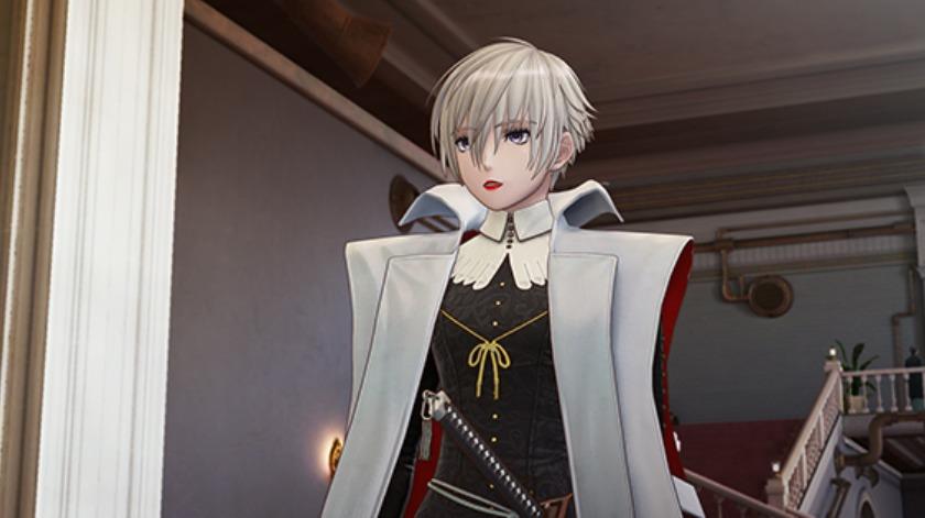 白仮面の正体はゲーム版で村雨白秋として登場している
