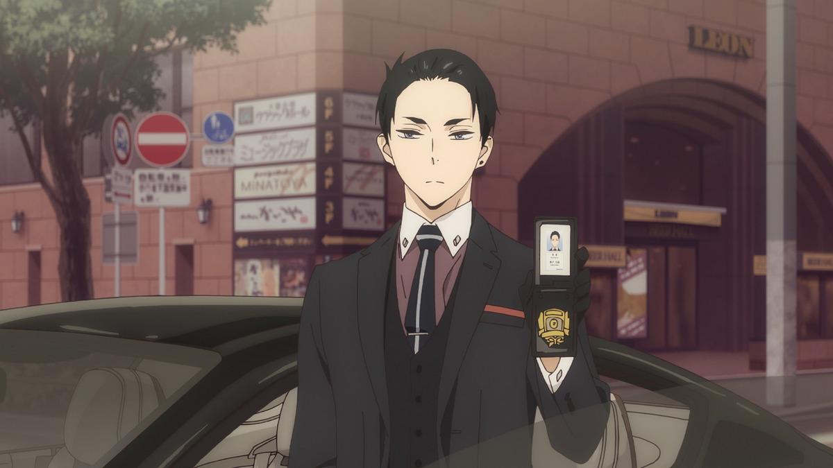 刑事部警部の神戸大助だ