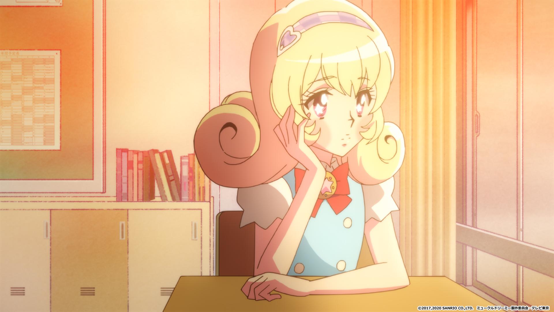 【アニメ】ミュークルドリーミーの10話あらすじ・ネタバレ感想 | ゆめの顔芸がおもしろすぎる