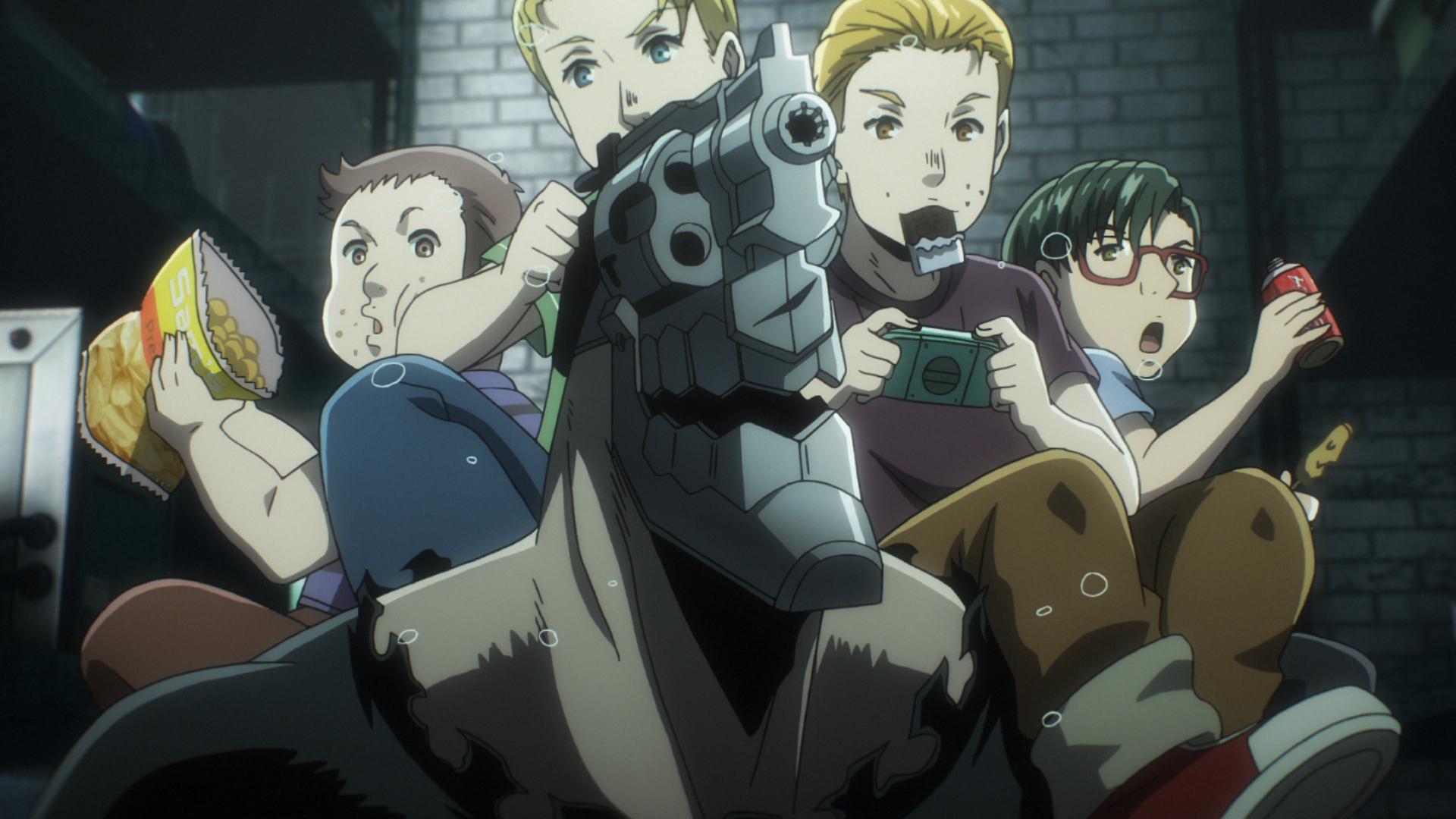 『ノー・ガンズ・ライフ 2期』の第13話ネタバレ・あらすじ・感想
