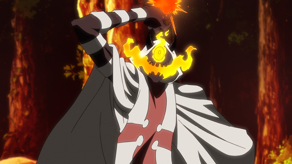 焔鬼の教祖・テンペ