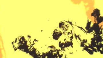 メガフロートの爆発