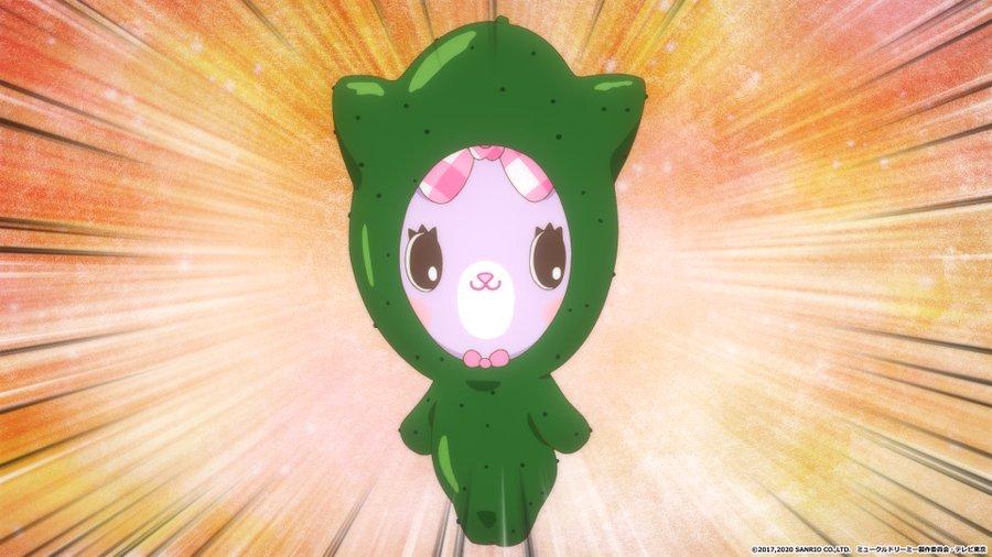 【アニメ】ミュークルドリーミーの21話ネタバレ感想   ぬいぐるみだけで学校に潜入!