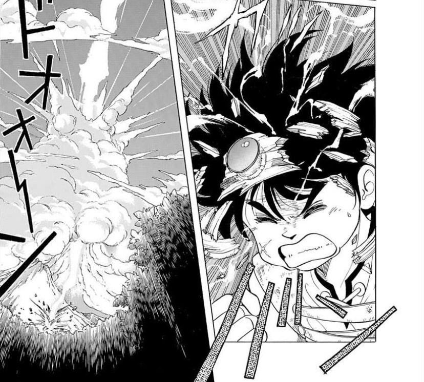 ついに怒れる竜の紋章発動