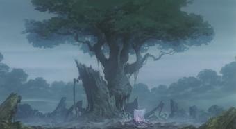 劇場版で語られた時代を超える想いで登場した時代樹