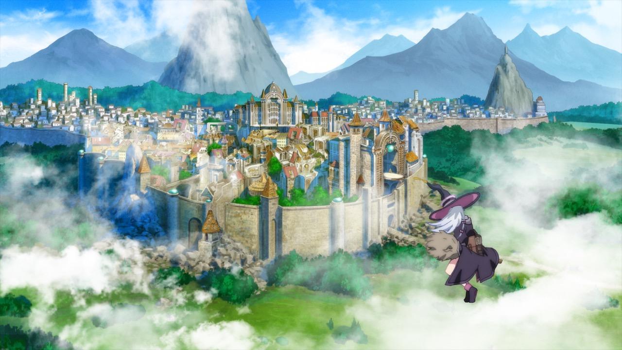 【アニメ】魔女の旅々の2話あらすじ・ネタバレ感想 | バッジを盗んだのは少女のサヤだった!