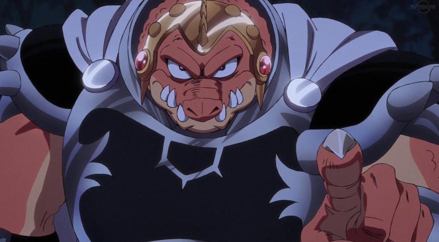 【ダイの大冒険】獣王クロコダインのキャラ性と能力・新旧アニメとの違いを解説