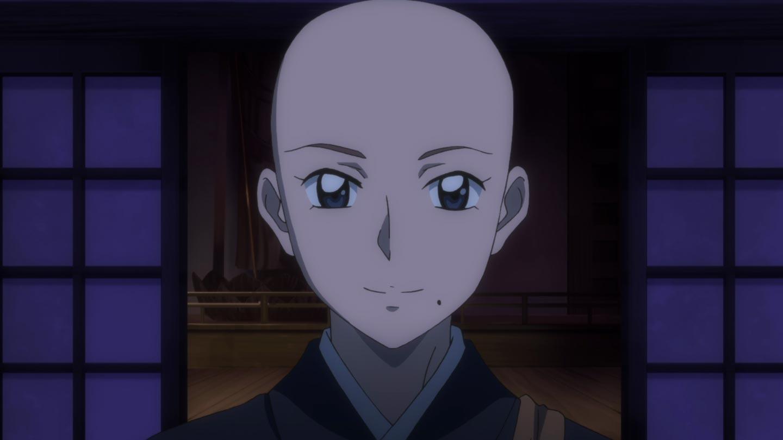 古寺の僧、寿庵