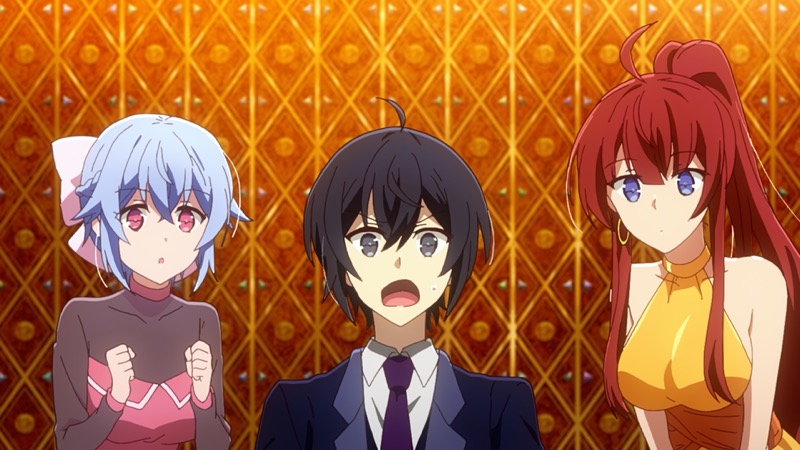 【アニメ】キミ戦の4話ネタバレ感想 | イスカたちはボルテックス攻防に駆り出される!