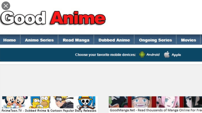 Good Anime