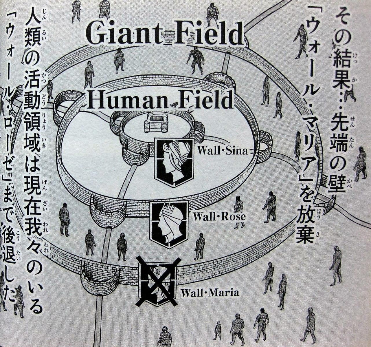 進撃の巨人の重要ワード「巨人」