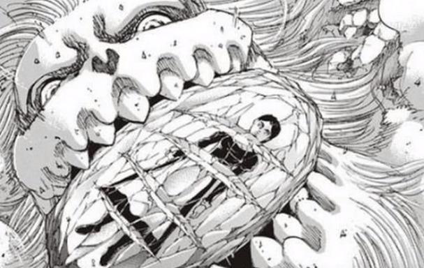 【10位】ポルコ・ガリアード 顎の巨人
