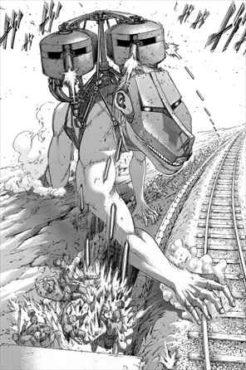 【5位】ピーク 車力の巨人