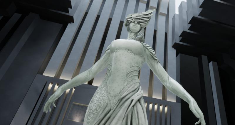 女神アストレアの日本語吹き替えが結城明日奈
