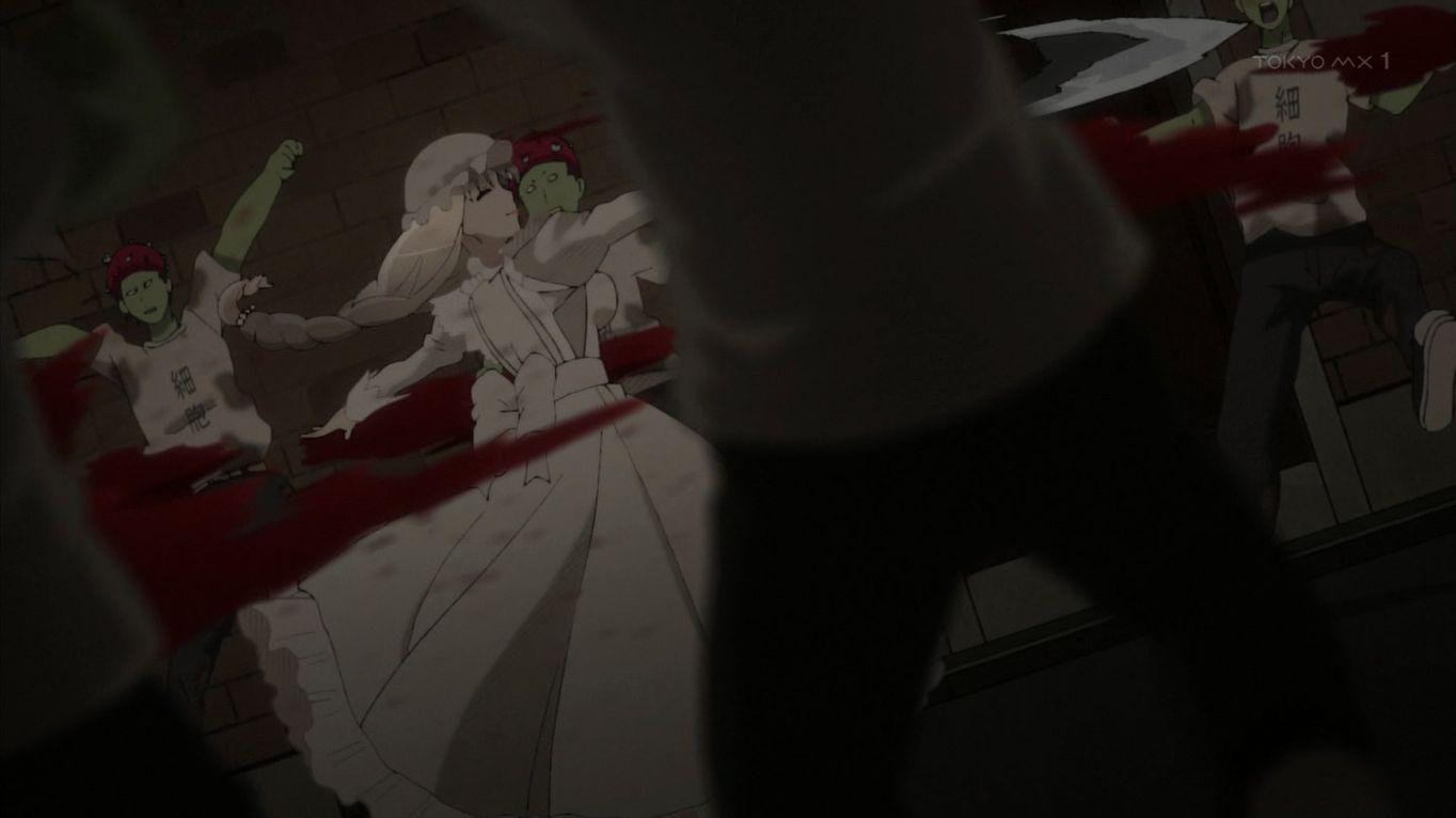 見どころ② インフルエンザ