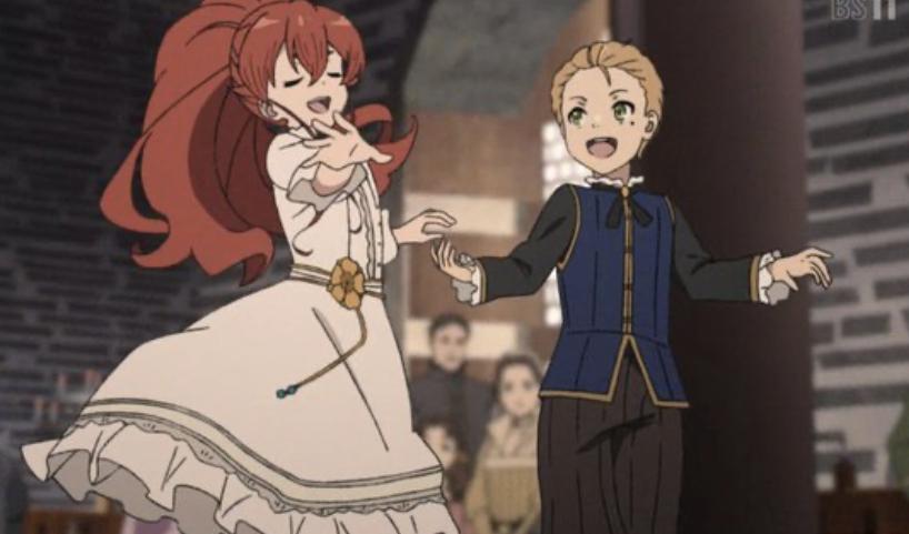 【無職転生】エリスの結婚と子供たち・剣の強さと才能・転移後の展開も紹介