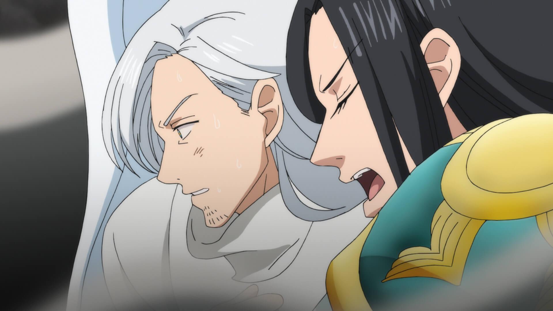 『七つの大罪4期』の第11話ネタバレ・あらすじ・感想