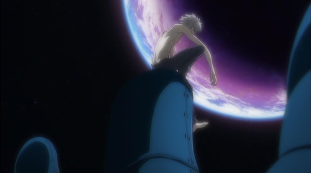 見どころ①渚カヲルが月面で目覚める