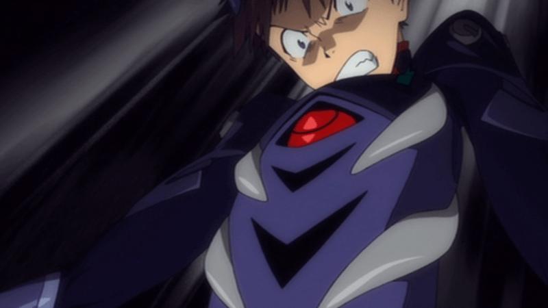 見どころ①碇シンジが人類の敵!?