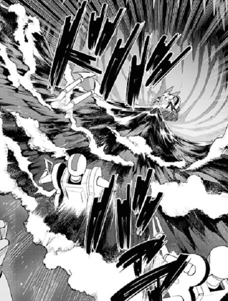 【3位】蜘蛛子さんvs魔王の手下 漫画バージョン