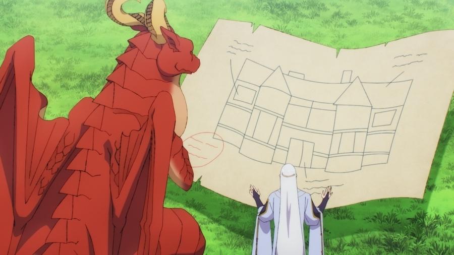 レティ、家を建てる。