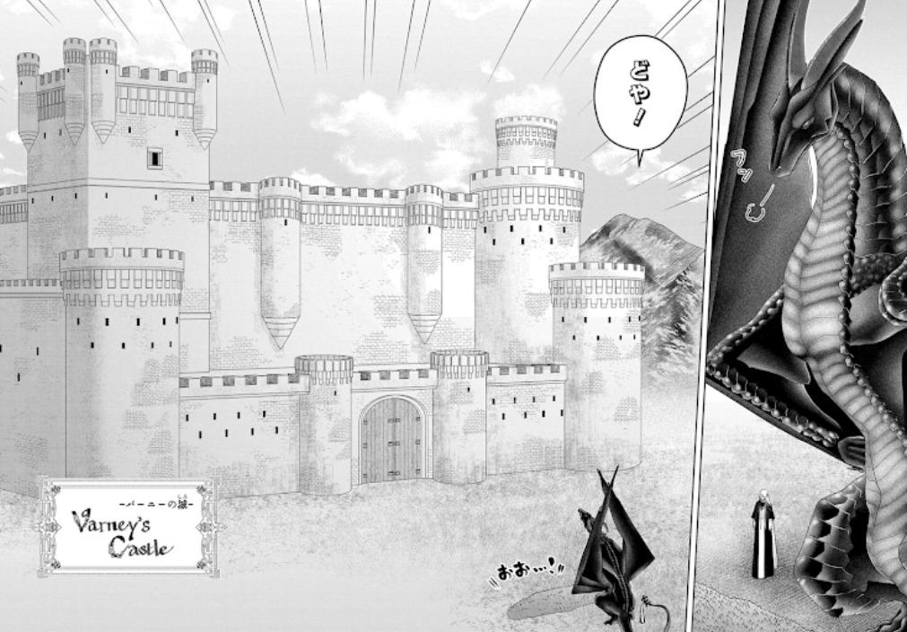 【1位】バーニーの城