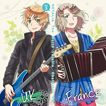 イギリスとフランスの関係性