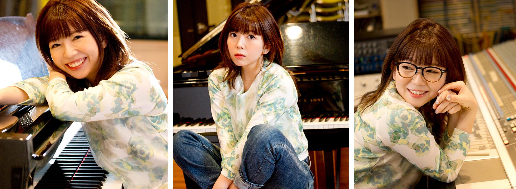 桐島 千花の声優さんは牧野由依さん