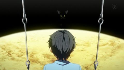 黒猫にトラウマ!?