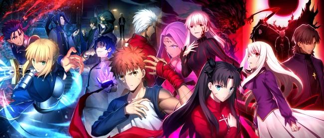 Fateシリーズのパラレル作品のあらすじ・見どころ