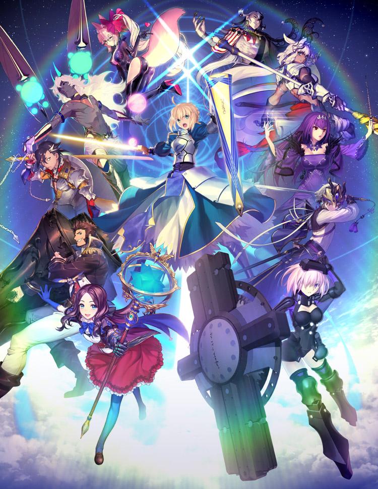 アニメ・劇場版『Fate』シリーズを見る順番