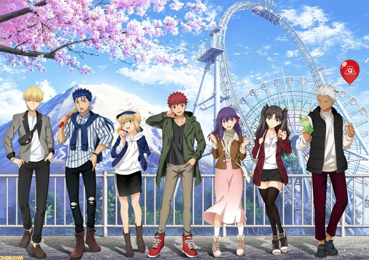 アニメ・劇場版『Fate』シリーズの時系列