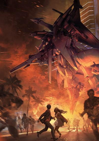 『機動戦士ガンダム 閃光のハサウェイ』の主要キャラクター
