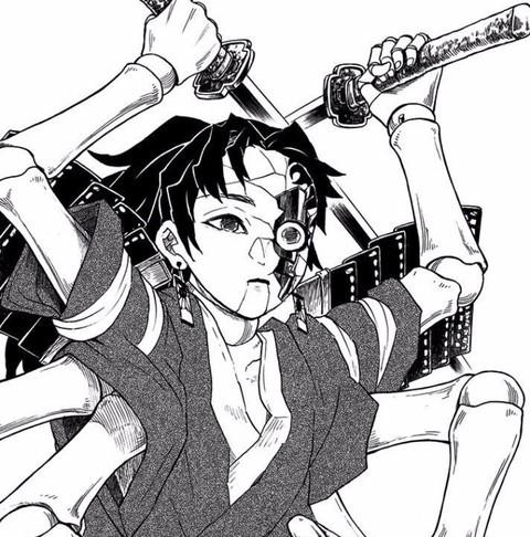 「縁壱零式」の中にあった刀を鋼鐡塚が鍛えることに!?