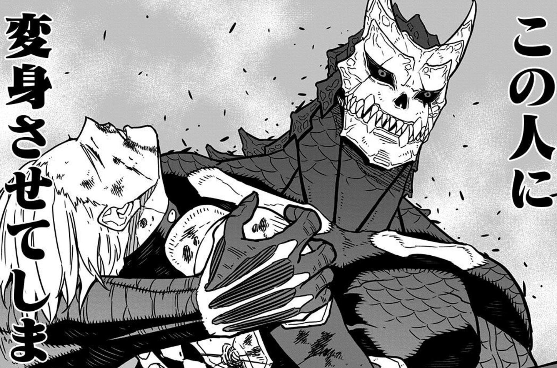 【怪獣8号】市川レノはヒロイン?   強さや解放能力・専用武器を紹介