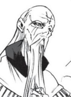 【60階層 階層守護者】魔導王ガドラ