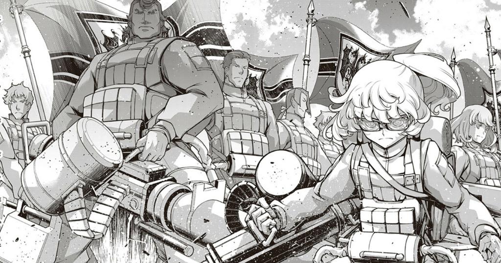 幼女戦記第一部完結…物語はついに世界大戦へ【ネタバレあり】