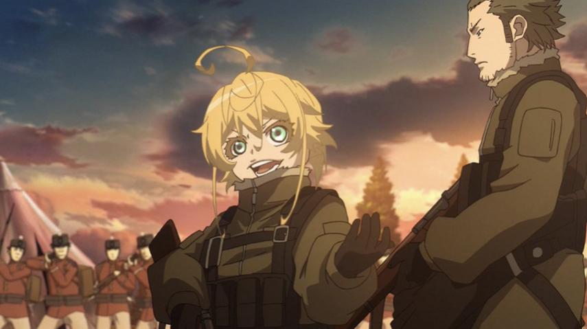幼女戦記に似てるアニメはある?幼女戦記ファンにおすすめのアニメ