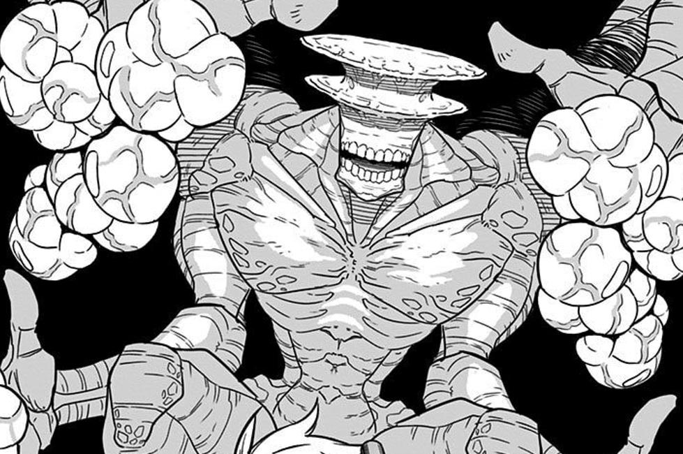 【怪獣8号】人型怪獣9号の強さと能力 | 正体と目的も考察